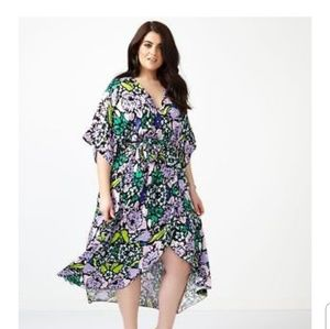 Melissa McCarthy Wrap Dress NWT 2x & 3x